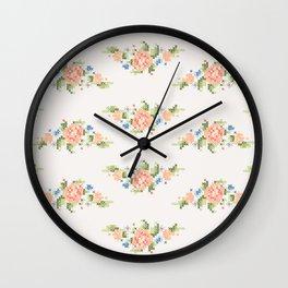 Kitsch never killed anyone Wall Clock