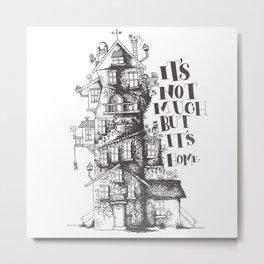 a humble residence Metal Print
