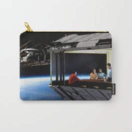 Original Series Inspired Nighthawks Carry-All Pouch