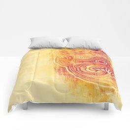 Golden Guardian Comforters