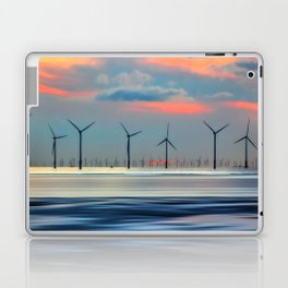 Windmills Laptop & iPad Skin