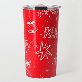 Felices Fiestas! Travel Mug