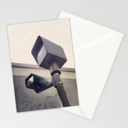 Nonhuman Traffic Cop Stationery Cards