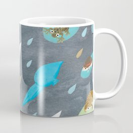 frogs in hong kong Coffee Mug