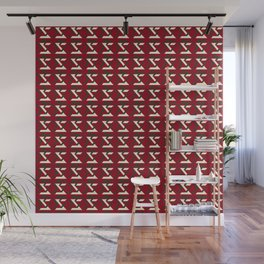 TYPOGRAPHY SIZE XS Wall Mural