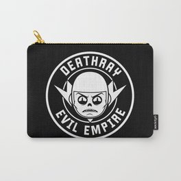 DeathRay Evil Empire Logo Carry-All Pouch