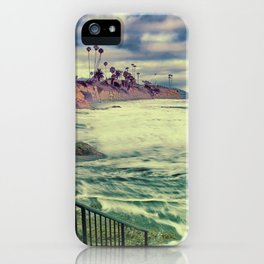 Laguna beauty iPhone Case