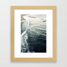 Song of the Shore Framed Art Print