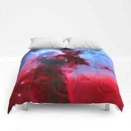 Eagle Nebula Stellar Spire Comforters