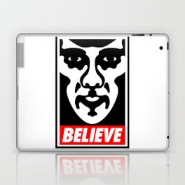 Believe - Sherlock Laptop & iPad Skin