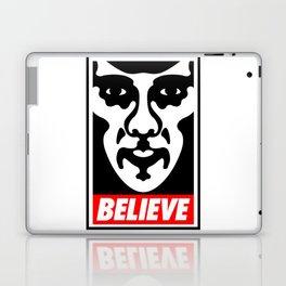 Believe - Sherlock Laptop & iPad Skin