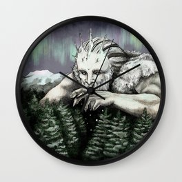 Frost Giant Wall Clock