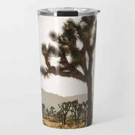 Joshua Tree (yucca palm) Travel Mug