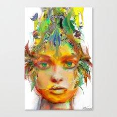 Ari Canvas Print