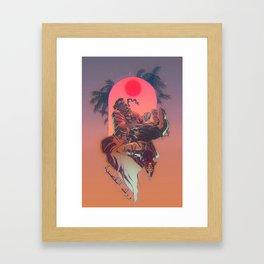 Rock el Casbah Framed Art Print