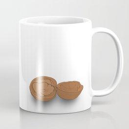 Crack the nut Coffee Mug