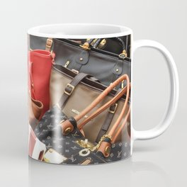 Women's Designer Handbags Coffee Mug