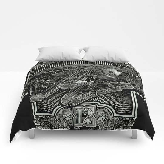Kessel Run Comforters