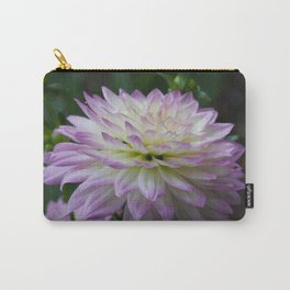 A memory of a purple dahlia Carry-All Pouch