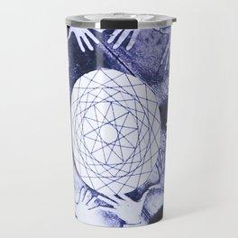 LAVENDER  CONNECTION Travel Mug