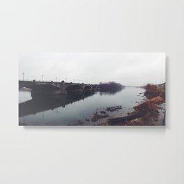 White River Metal Print