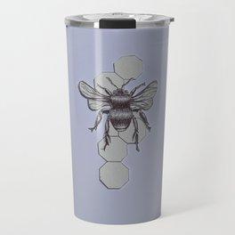 Honey Comb Home Travel Mug