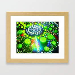 electric light orchestra Framed Art Print