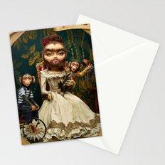 Bearded Helena Stationery Cards
