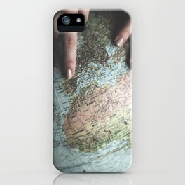 Spain iPhone Case