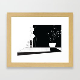 nights Framed Art Print