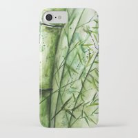 bamboo iPhone & iPod Cases featuring Bamboo by rchaem