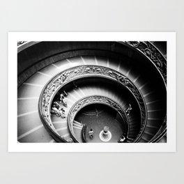 Roma - Spiral Art Print