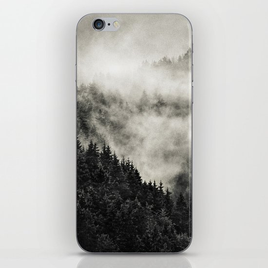 In My Other World // Old School Retro Edit iPhone & iPod Skin