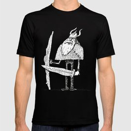 Skinny Jeans Viking T-shirt