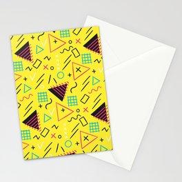 Geometric Pattern 7 Stationery Cards