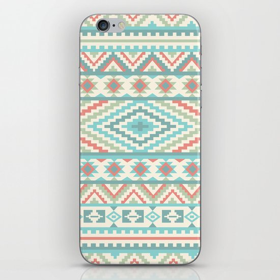 Friendship Bracelet iPhone & iPod Skin