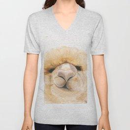 Alpaca What? Unisex V-Neck
