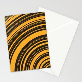 Orbis (On Brown) Stationery Cards