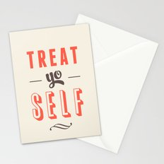 Treat Yo Self Stationery Cards