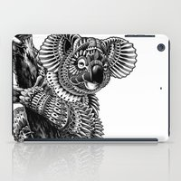 ornate iPad Cases featuring Ornate Koala by BIOWORKZ