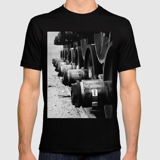 Rail Wheel T-shirt