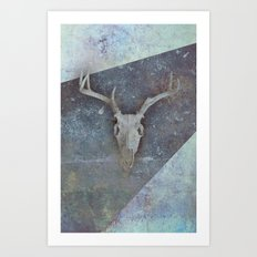 DEAD Art Print