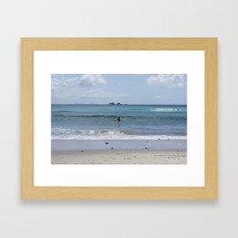 Byron Bay Bliss Framed Art Print