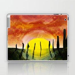 NEOLITHIC OTHERWORLDS Laptop & iPad Skin