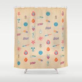 HURTFUL  Shower Curtain