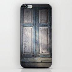 Mysterious Window iPhone & iPod Skin