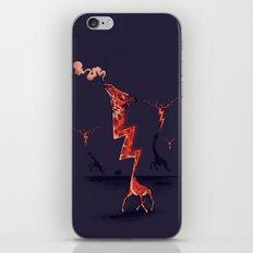 lightning rod iPhone & iPod Skin