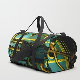 Industrial Victorian Duffle Bag