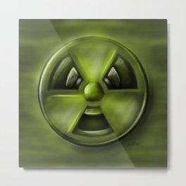 Toxic Chap Metal Print