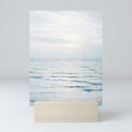 Sunrise Tranquility Dream #1 #ocean #wall #decor #art #society6 Mini Art Print